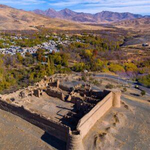روستای گردشگری اشتران