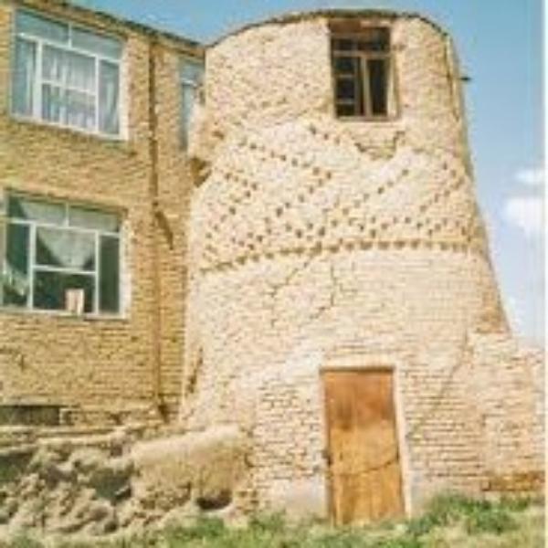 برج غلامرضایی (برج پیر خراط)