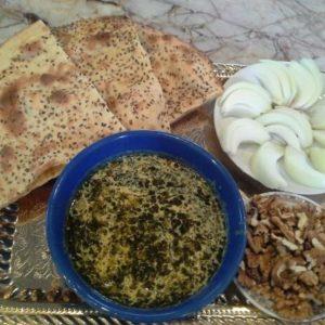 غذای سنتی قروتی
