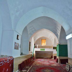 مسجد جامع چهارطاق باخرز