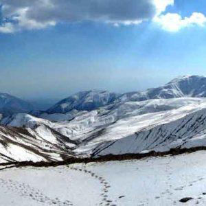 روستای-برف-ریز