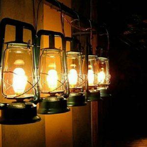 مراسم چراغ برات