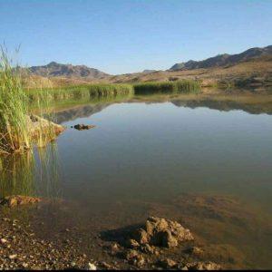 دریاچه فصلی نوق