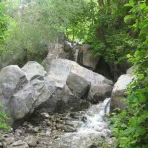 آبشار گرماب