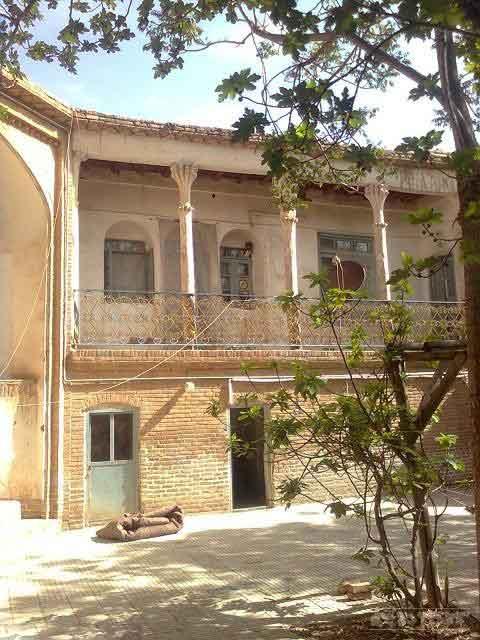 خانه تاریخی خانم کیان