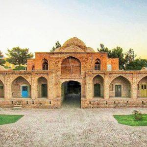 کاروانسرای فرامرز خان