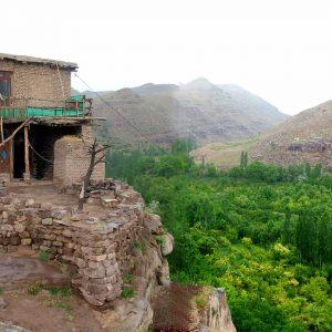 روستای گردشگری بقمچ
